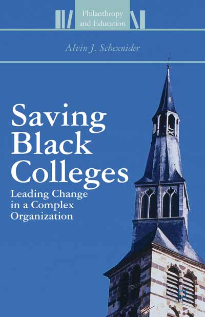 Saving Black Colleges