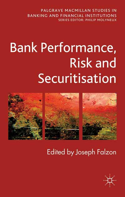 Bank Performance, Risk and Securitisation