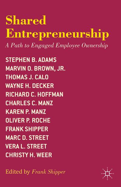 Shared Entrepreneurship