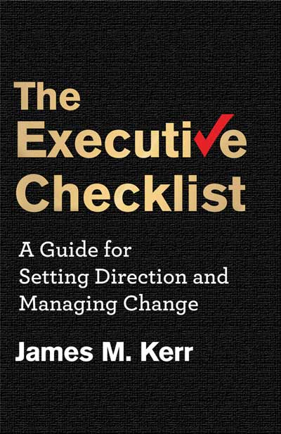 The Executive Checklist