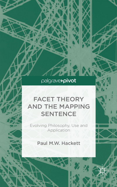 Facet Theory and the Mapping Sentence