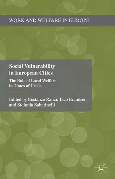 Social Vulnerability in European Cities
