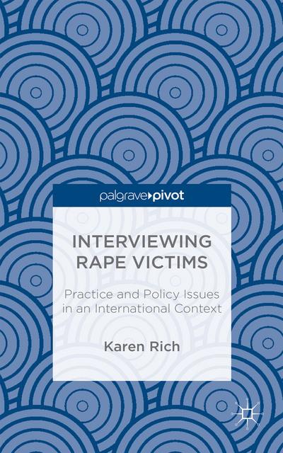 Interviewing Rape Victims