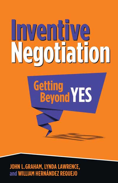 Inventive Negotiation