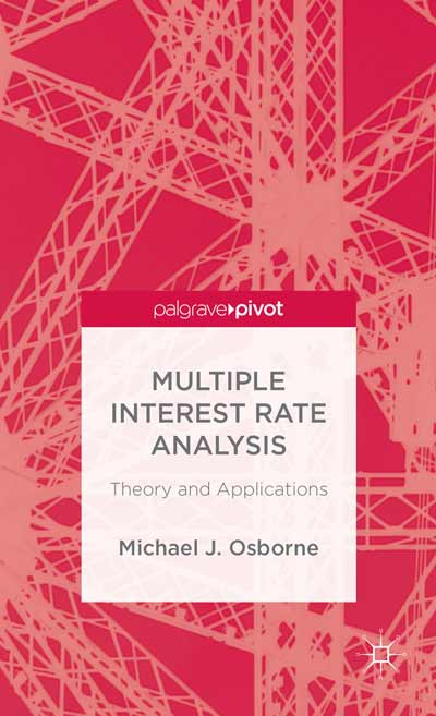 Multiple Interest Rate Analysis