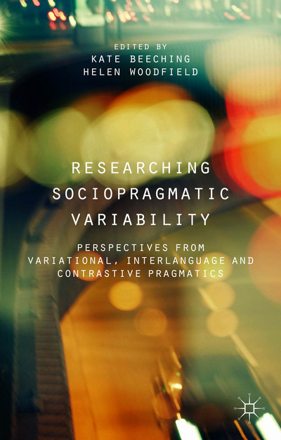 Researching Sociopragmatic Variability