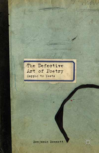 The Defective Art of Poetry