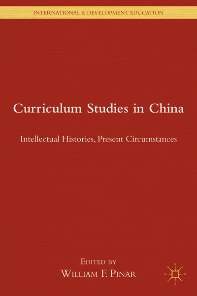 Curriculum Studies in China