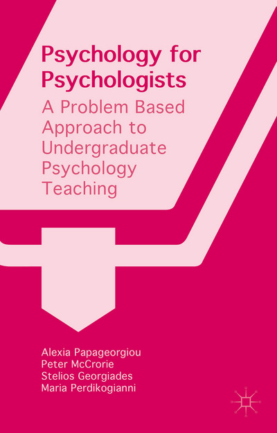 Psychology for Psychologists