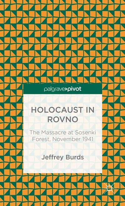 Holocaust in Rovno
