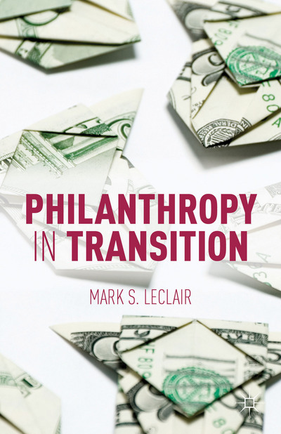 Philanthropy in Transition