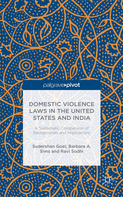 Domestic Violence Laws in the United States and India