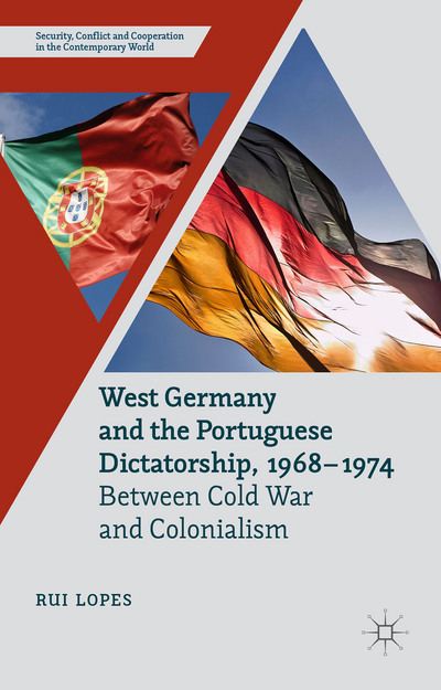 West Germany and the Portuguese Dictatorship, 1968–1974