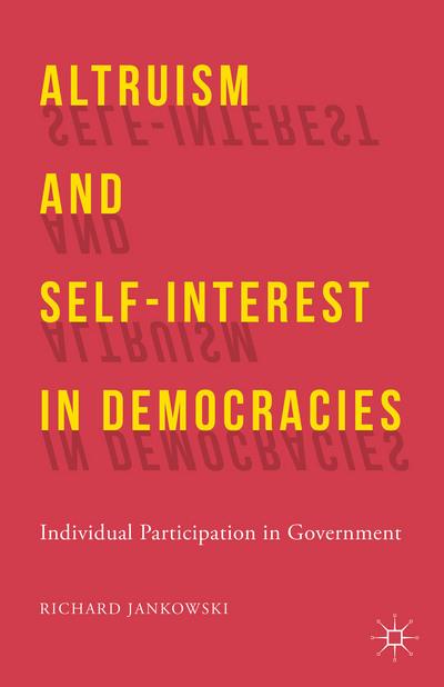 Altruism and Self-Interest in Democracies