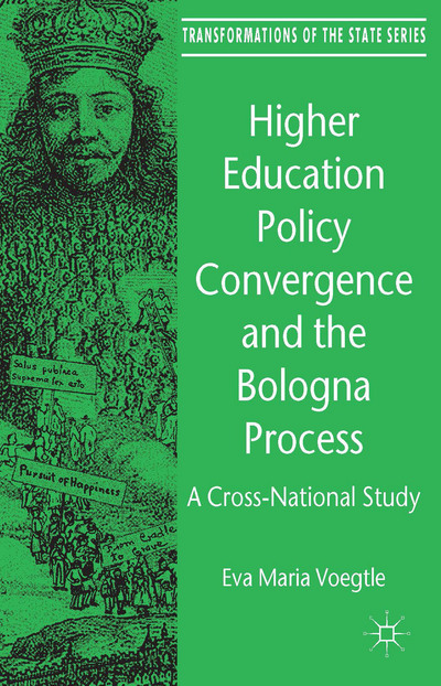 Higher Education Policy Convergence and the Bologna Process