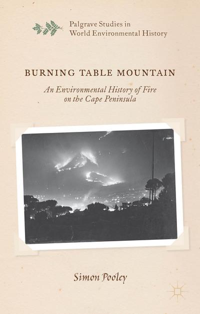 Burning Table Mountain