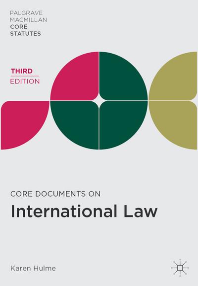 Core Documents on International Law