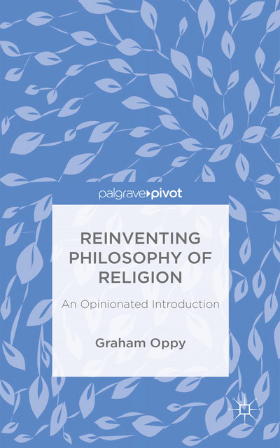 Reinventing Philosophy of Religion