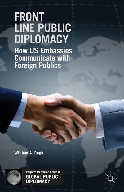 Front Line Public Diplomacy cover