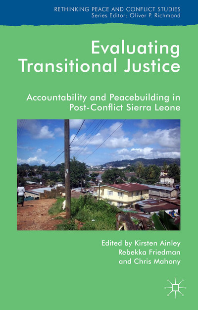 Evaluating Transitional Justice