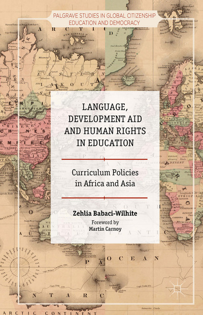 Language, Development Aid and Human Rights in Education
