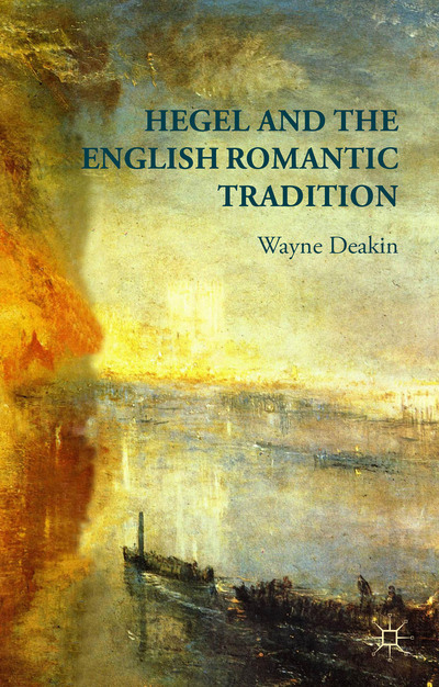 Hegel and the English Romantic Tradition