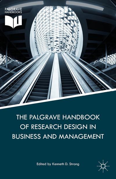 Research design handbook cover