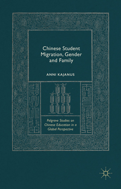 Chinese Student Migration, Gender and Family