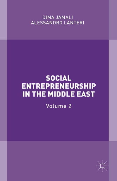 Social Entrepreneurship in the Middle East