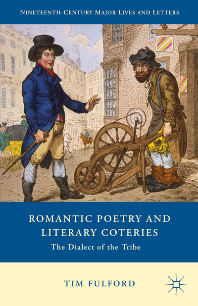 Romantic Poetry and Literary Coteries