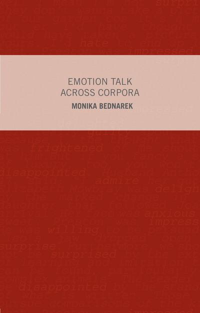 Emotion Talk Across Corpora