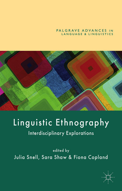 Linguistic Ethnography