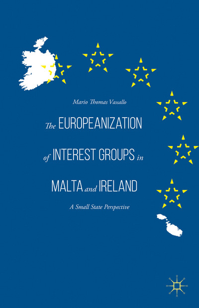 The Europeanization of Interest Groups in Malta and Ireland