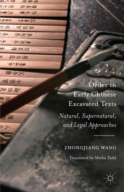 Order in Early Chinese Excavated Texts