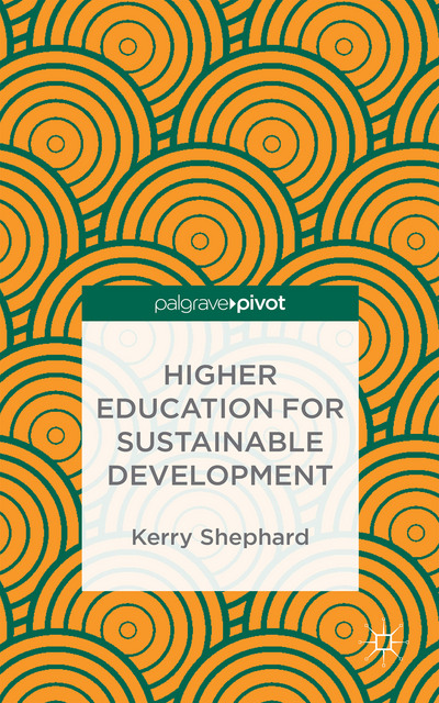 Higher Education for Sustainable Development