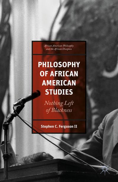 Philosophy of African American Studies