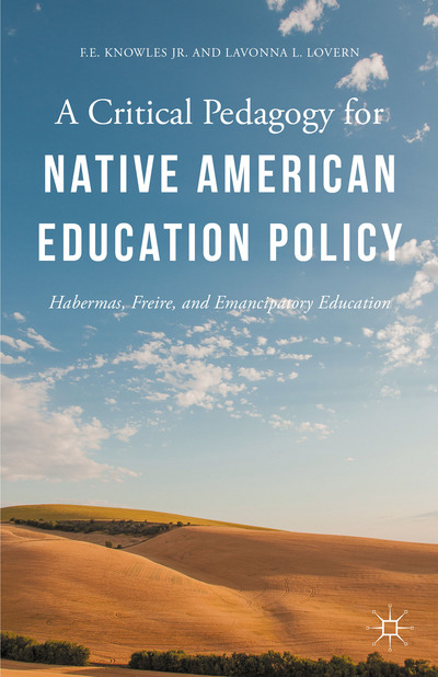 A Critical Pedagogy for Native American Education Policy