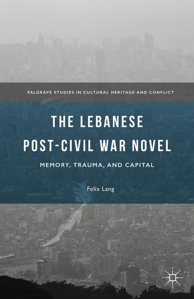 The Lebanese Post-Civil War Novel