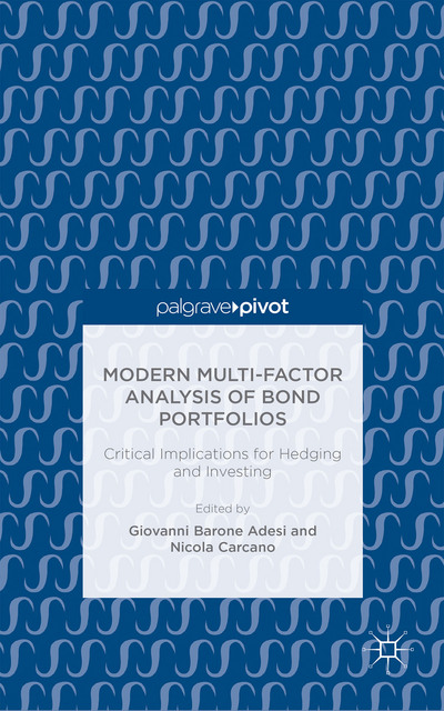 Modern Multi-Factor Analysis of Bond Portfolios