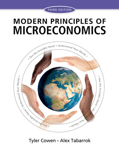 Modern Principles of Microeconomics plus LaunchPad Access Card