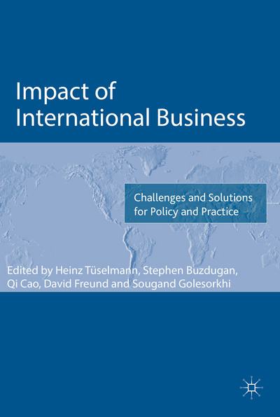 Impact of International Business