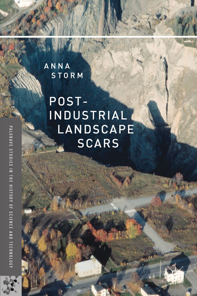 Post-Industrial Landscape Scars