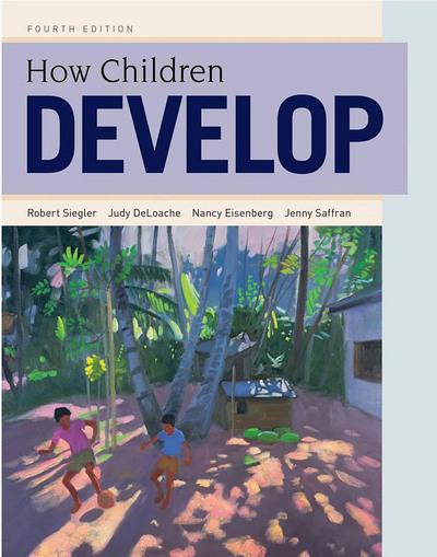 How Children Develop E-book
