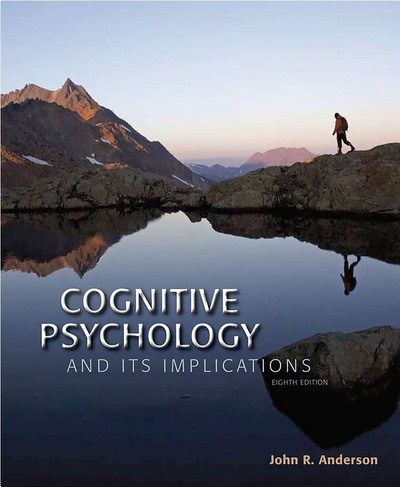Cognitive Psychology and Its Implications E-Book