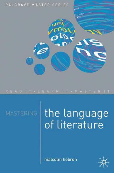 Mastering the Language of Literature