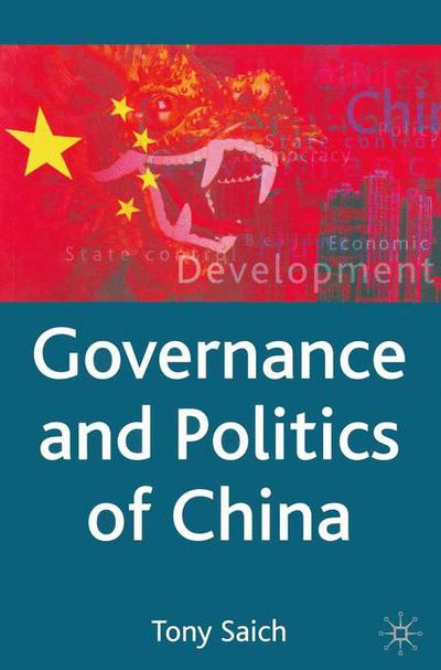 Governance and Politics of China