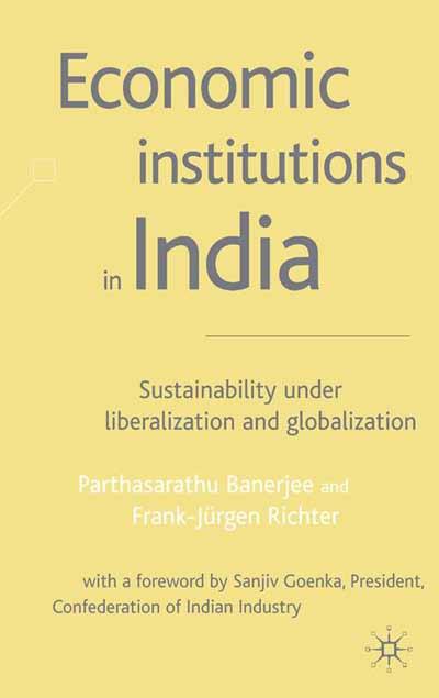 Economic Institutions in India