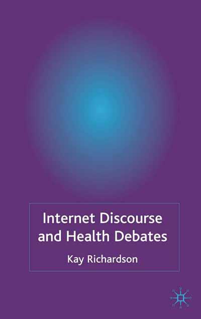 Internet Discourse and Health Debates