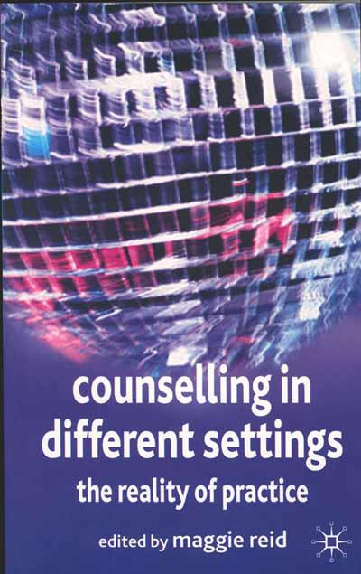 Counselling in Different Settings