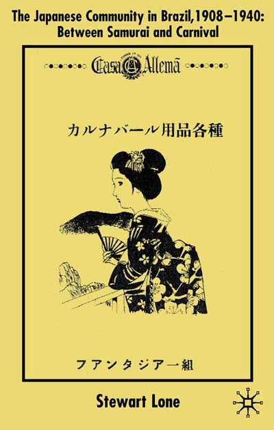 The Japanese Community in Brazil, 1908 - 1940